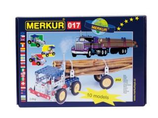 MERKUR M 017 Kamion Stavebnice