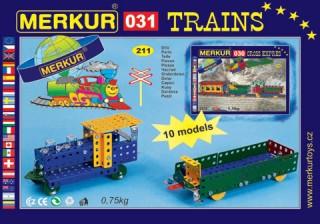 MERKUR M 031 Železniční modely Stavebnice