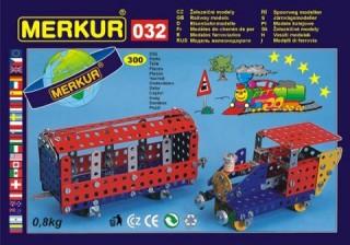 MERKUR M 032 Železniční modely Stavebnice