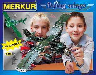 Merkur Flying Wings Stavebnice