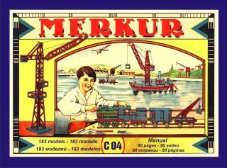 Merkur CLASSIC C04 Stavebnice