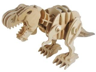 Dřevěná robotická stavebnice Tyranosaurus D200