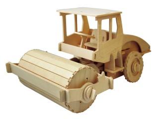 Dřevěná stavebnice Válec na ovládání V310