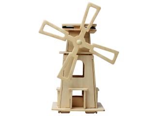 RoboTime W130 solární větrný mlýn III