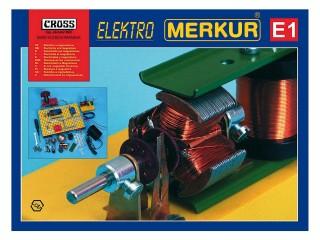 Stavebnice MERKUR Elektromerkur E1 elektřina