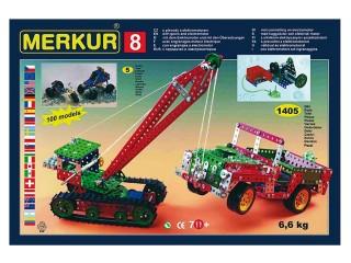 MERKUR M8 pětipatrová Stavebnice