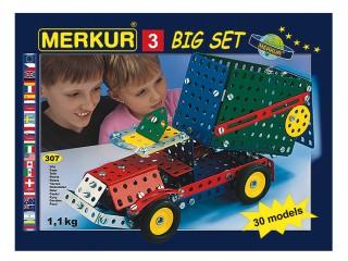Stavebnice MERKUR M3