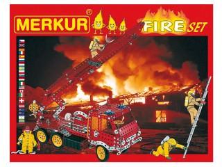 Merkur FIRE Set Stavebnice