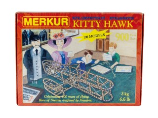 Merkur Kitty Hawk Stavebnice