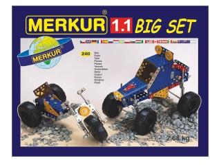 Merkur M 1.1 vozidla Stavebnice Extreme Buggy