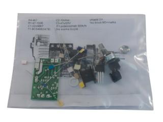 Stavebnice KH016 Regulátor stejnosměrných motorů