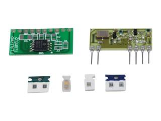 Stavebnice Flajzar KF990 Bezdrátový termostat
