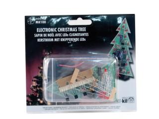 Velleman MK100 Vánoční stromek stavebnice