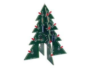 Velleman MK130 Trojrozměrný Vánoční stromek