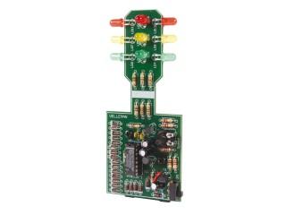 Stavebnice MK131 Semafor s 12 LED