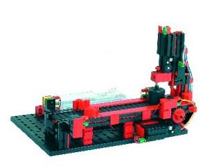 FISCHER TECHNIK 51663 Děrovací stroj 9V Stavebnice