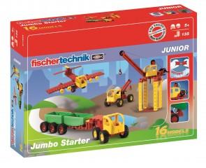 Fischer technik 511930 Jumbo Starter stavebnice