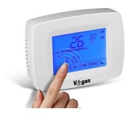 Programovatelný dotykový termostat VIGAN VDT 002