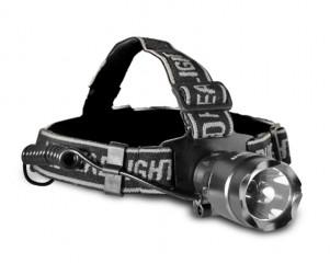 Čelová LED svítilna 3W VIGAN VLS001