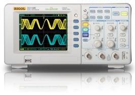 Osciloskop dvoukanálový 50MHz DS1052D