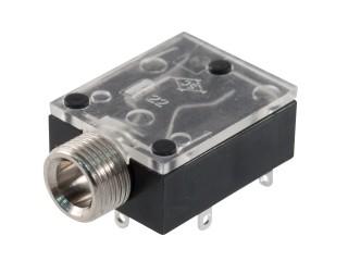 Konektor JACK 3,5mm SCJ-0354-5PU do panelu
