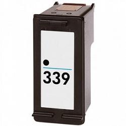 HP C8767EE - kompatibilní HP339 černá cartridge