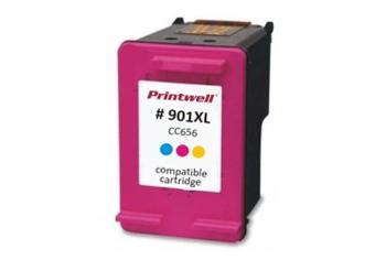 HP 901XL CC653 kompatibilní CC654 barevná