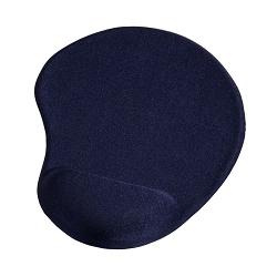 HAMA 054778 gelová podložka pod myš, modrá