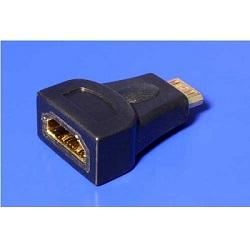 Redukce HDMI A(F) na miniHDMI (M)