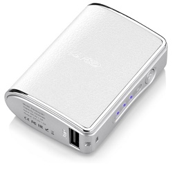 Fenda FampD Pandora M1 power bank 5200 mAh bílý