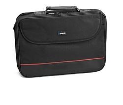 """CRONO Basic 17.3"""" taška na notebook Basic, černá"""