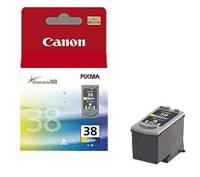 Canon CL-38 - originální inkoustová náplň barevná