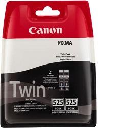 Canon PGI-525Bk Twin pack - originální