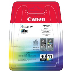 Canon PG-40 + CL-41 - originální multipack