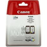 Canon PG-545 + CL-546 - originální multipack