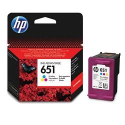 HP C2P11A - originální HP 651 tříbarevná