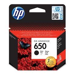 HP CZ101AE - originální HP 650 černá kazeta