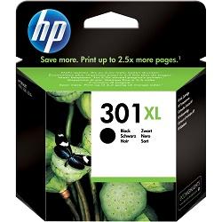 HP 301XL CH563EE originální černá inkoustová