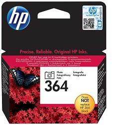 HP CB317EE - originální HP 364 photo černá