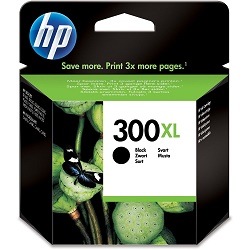 HP 300XL CC641EE originální ink. náplň černá