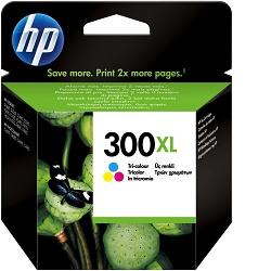 HP CC644E - originální náplň barevna HP 300XL