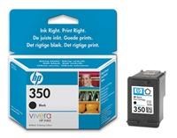 HP 350 CB335EE originální černá