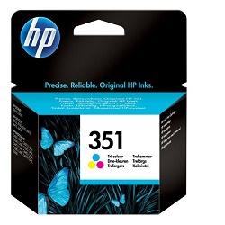 HP 351 CB337EE originální ink. náplň