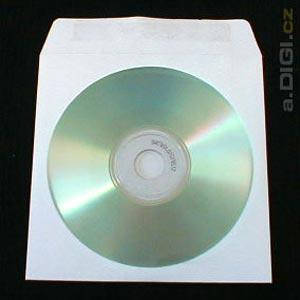 Papirova posetka (obalka) na CD-R 1ks