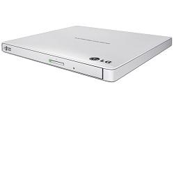 LG GP57E DVD mechanika externí 8 x USB m-disc bílá