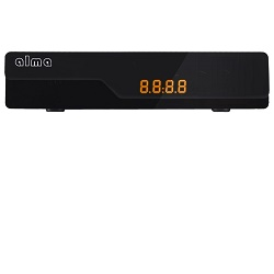 Alma 2780 THD HD přijímač DVB-T2 černý