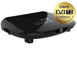 Alma 2880 Mini Set-top-box MPEG4 HDMI černý