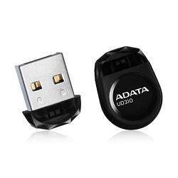 ADATA AUD310-16G-RBK Flashdisk 16GB USB 2.0 černý