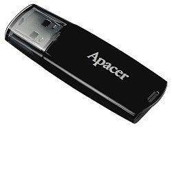 Apacer AH322 32GB AP32GAH322B-1 černý Flashdisk