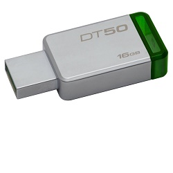 Kingston DataTraveler 50 16GB DT50/16GB Flashdisk